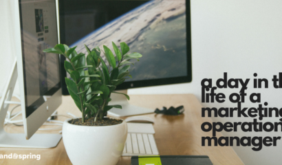 A day in the life of a marketing operations manager|work commute|reports|picnic lunch|marketing operations lunch time|marketing operations working|marketing operations rainbow